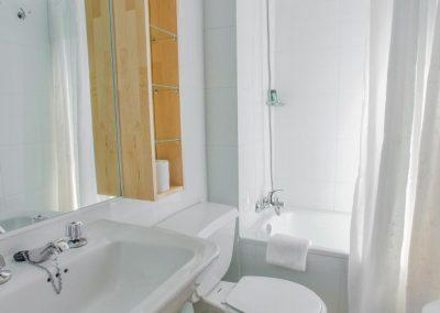 Baño Departamento Tipo B - 224