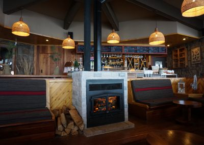 Restaurante Fire place