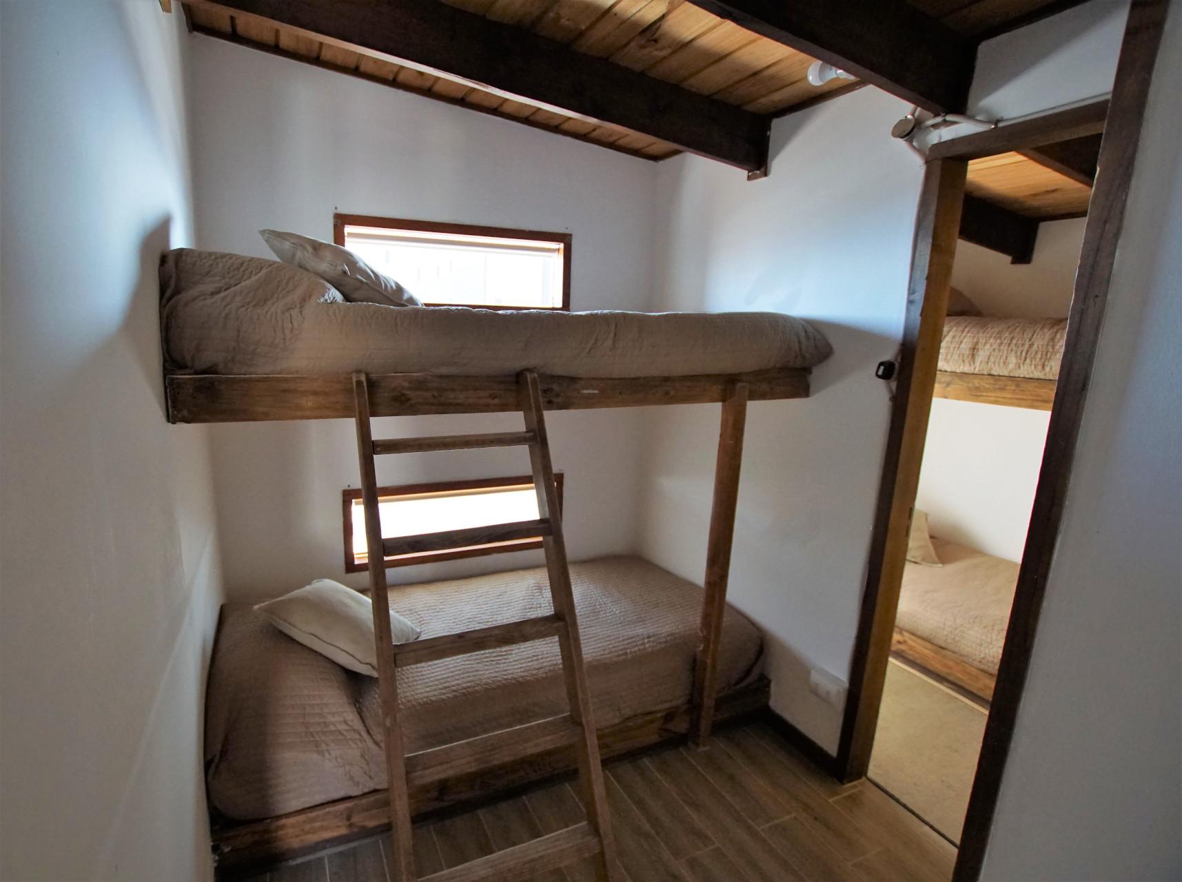 Habitación con litera - Cabaña 1