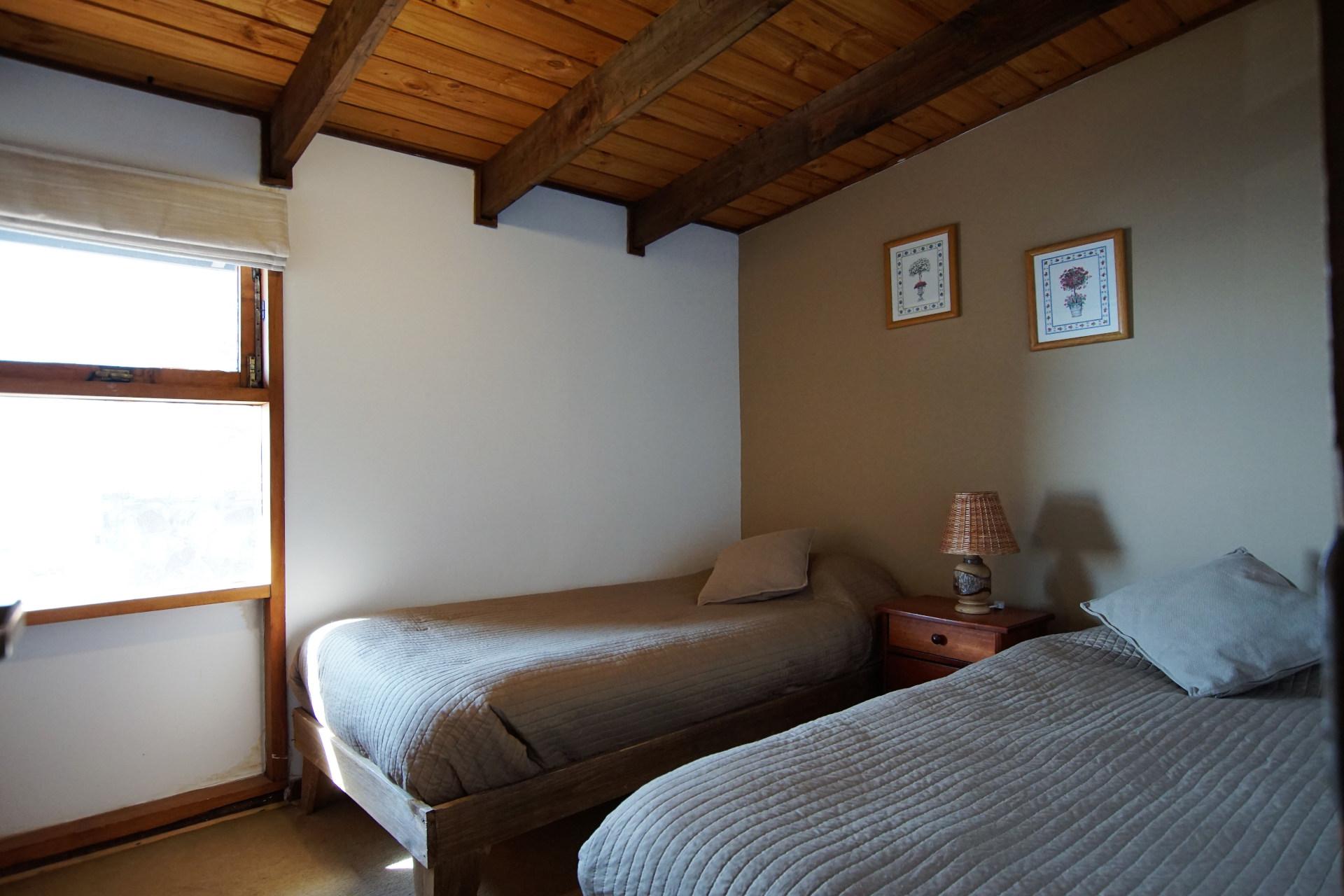 Habitación con dos camas Cabaña 2