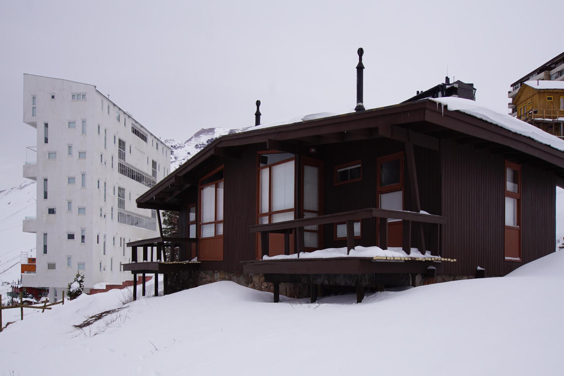 Cabanas Exterior Perfil