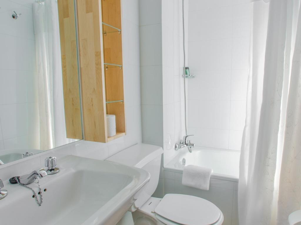 Baño - Departamento Tipo A 102