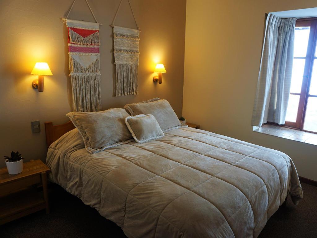 Habitación matrimonial - Departamento Tipo A 104