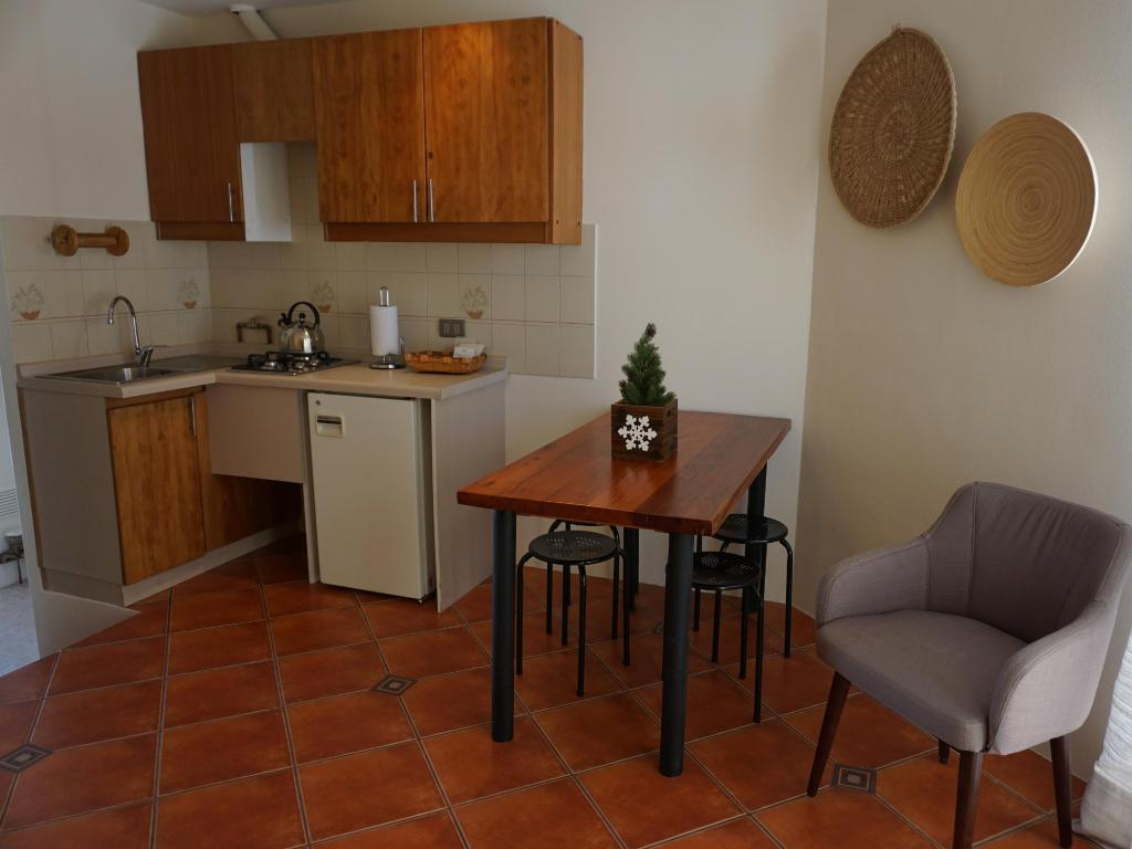 Kitchenette - Departamento Tipo A 102