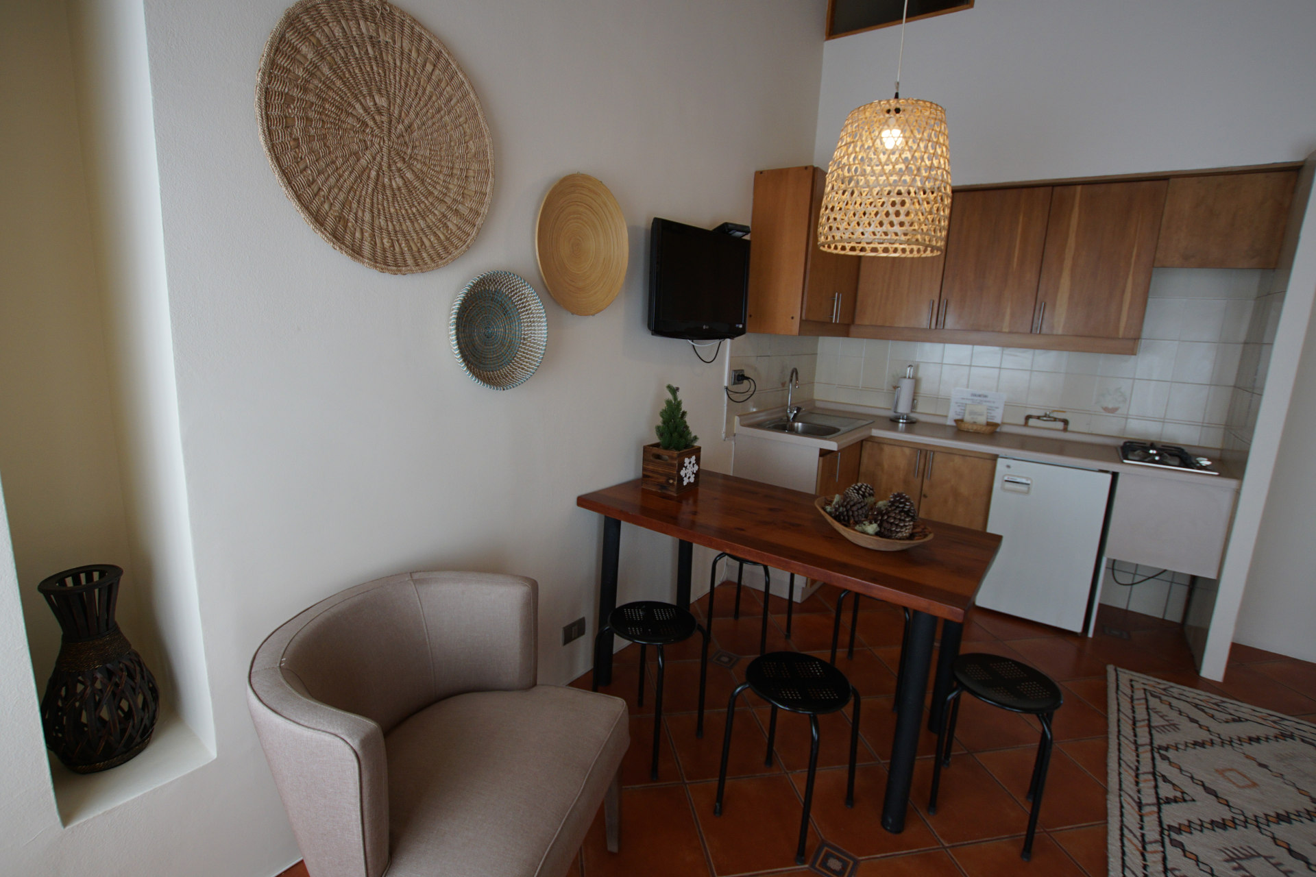 Kitchenette - Departamento Tipo B 222